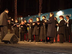 coro villancicos